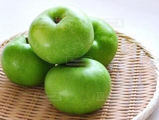 ブラムリーアップルの写真・画像素材[3668988]
