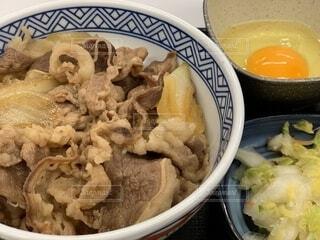 牛丼の写真・画像素材[1689538]