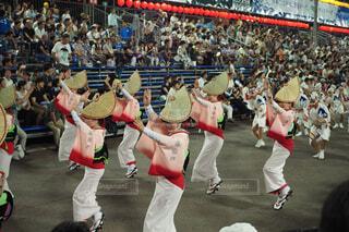踊る阿呆に見る阿呆の写真・画像素材[1691775]