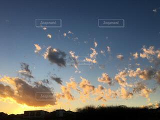 田舎みたいな東京の空の写真・画像素材[1695897]