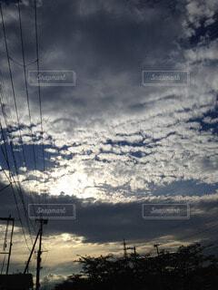 空の写真・画像素材[65025]