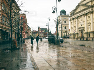 雨の写真・画像素材[1699441]