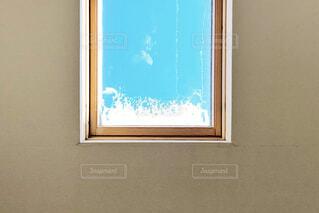 冬の天窓の写真・画像素材[1781373]