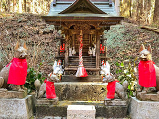 御岩神社の写真・画像素材[1938757]