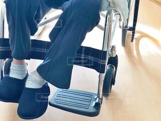 車椅子の写真・画像素材[1958733]