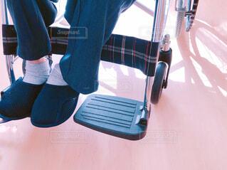 車椅子の写真・画像素材[1958735]