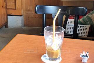 アイスコーヒーの写真・画像素材[2249185]
