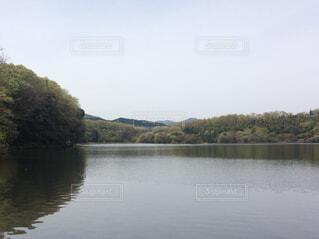 湖の写真・画像素材[1711359]