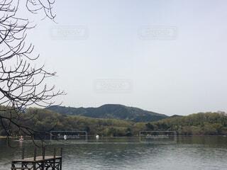 湖の写真・画像素材[1711360]