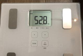 体重52.8キロの写真・画像素材[1716829]