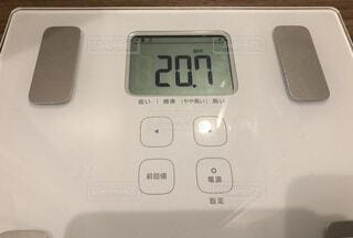 BMI20.7の写真・画像素材[1773500]