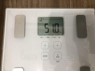 体重51キロの写真・画像素材[1816341]
