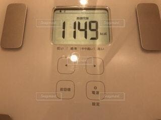基礎代謝1149の写真・画像素材[3393406]