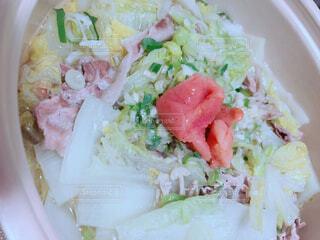 冬に食べたくなる明太子鍋の写真・画像素材[1704345]