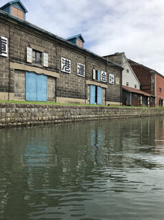小樽運河の写真・画像素材[1702084]