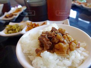 台湾魯肉飯の写真・画像素材[1702889]