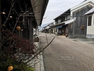 うだつの町並みを歩くの写真・画像素材[1703083]