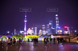 上海バンドの写真・画像素材[1703558]