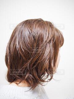 女性の髪型の写真・画像素材[1790540]
