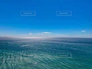 空と海の写真・画像素材[1848140]