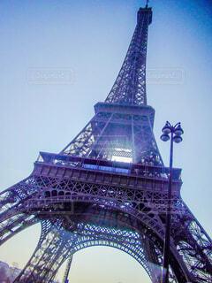 パリのエッフェル塔の写真・画像素材[2328515]