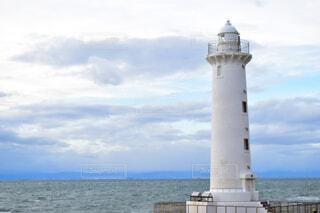 愛知の灯台の写真・画像素材[1704629]