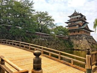 長野県諏訪市の高島城の写真・画像素材[1704772]