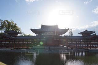 平等院鳳凰堂の写真・画像素材[1705256]