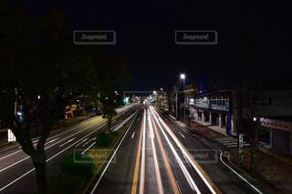 歩道橋からパシャりの写真・画像素材[2062582]