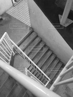 螺旋階段の写真・画像素材[1709135]