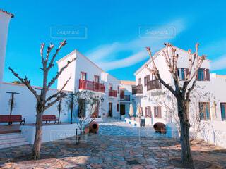 志摩地中海村の美しい風景の写真・画像素材[1705913]
