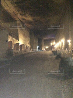 洞窟の写真・画像素材[59623]