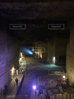 洞窟の写真・画像素材[59627]