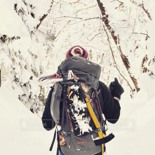 雪山への写真・画像素材[1706461]