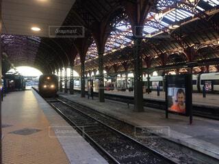 駅内の写真・画像素材[1713827]
