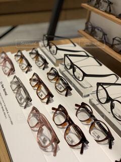 メガネの写真・画像素材[2071526]