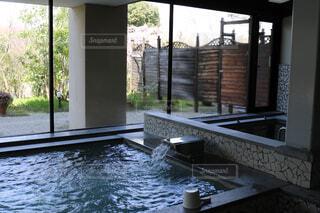 暖か温泉の写真・画像素材[2084764]