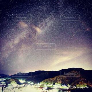 熊本の夜景の写真・画像素材[1725405]
