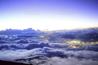 空の雲の写真・画像素材[1712321]