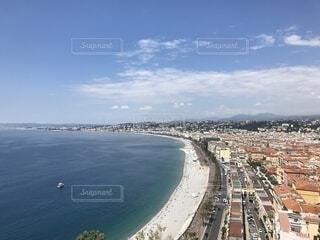 南フランス、ニースの風景の写真・画像素材[1711256]