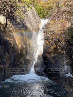昇仙峡仙娥滝の写真・画像素材[2750883]