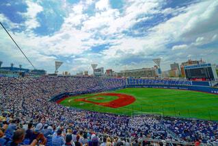 横浜スタジアムの写真・画像素材[1712972]
