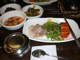 韓国料理の写真・画像素材[1718811]