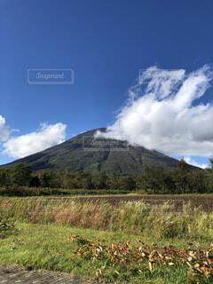 羊蹄山の写真・画像素材[1719993]