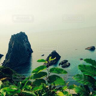 積丹海岸の写真・画像素材[1729425]