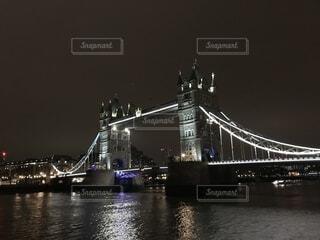 大きな橋の写真・画像素材[1713746]