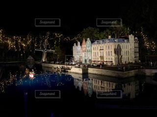 夜間ライトアップの写真・画像素材[1714177]