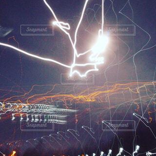 いなずまの写真・画像素材[1714299]