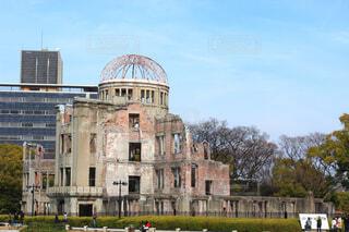 原爆ドームの写真・画像素材[1911383]