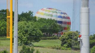 気球の写真・画像素材[1010612]